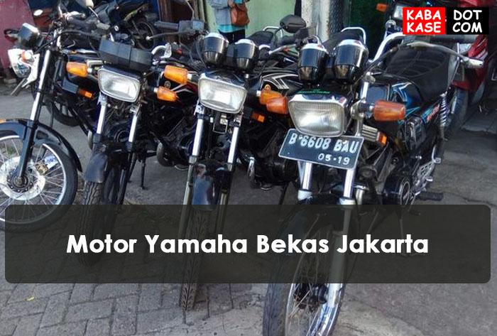 Motor Yamaha Bekas Cimahi
