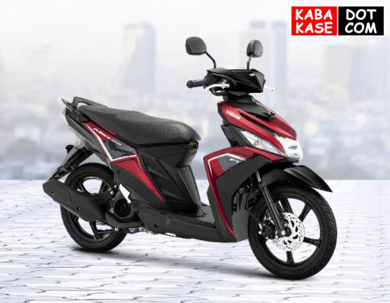 Yamaha Mio M3 125 Warna Merah