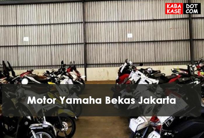 Motor Yamaha Bekas Jakarta
