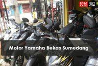 Motor Yamaha Bekas Sumedang
