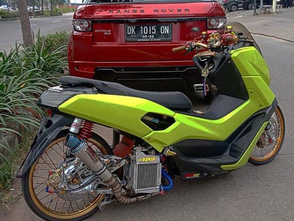 yamaha nmax green