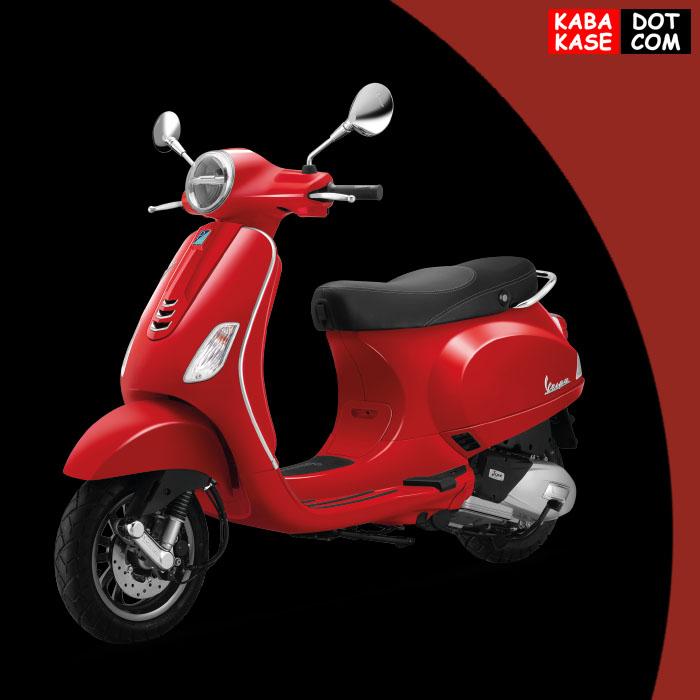 Harga Terbaru Piaggio LX 125cc Bali