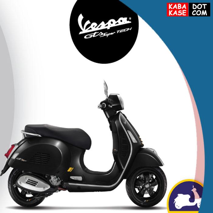 Kredit Motor Piaggio Vespa GTS Super Bali bulan ini