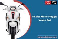 Dealer Motor Piaggio Vespa Bali – Harga & Kredit