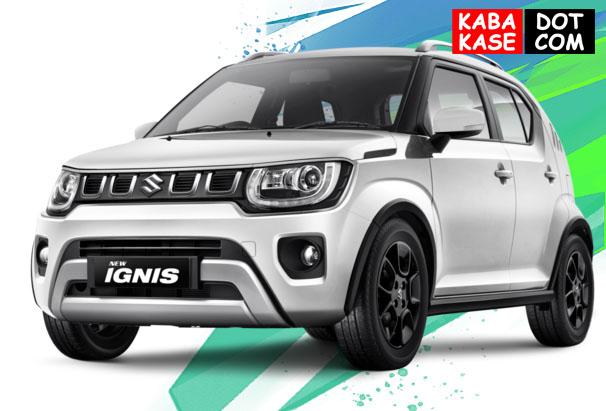 Kredit Bunga Ringan Mobil Suzuki Ignis Jakarta