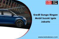 Kredit Bunga Murah Suzuki Ignis Jakarta