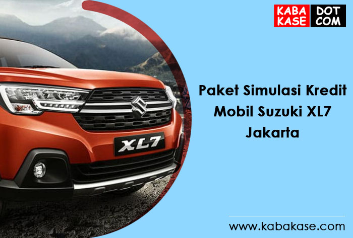 Kredit DP Murah Suzuki XL7 Jakarta
