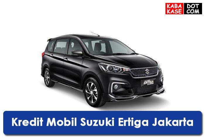 Kredit DP Suzuki Ertiga Di Jakarta
