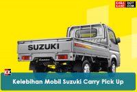 Mobil Pick Up Suzuki Keunggulan