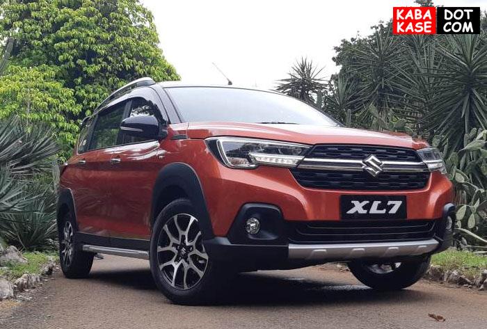 Suzuki XL7 Kredit Di Jakarta