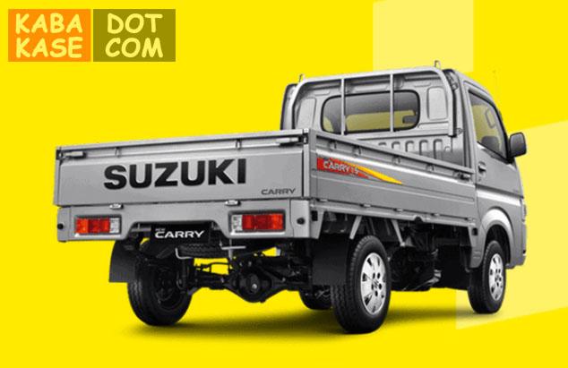 Review Spesifikasi Suzuki Pick Up Luxury Terbaru