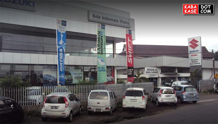 Dealer Resmi Mobil Suzuki Solo Indonesia Utama