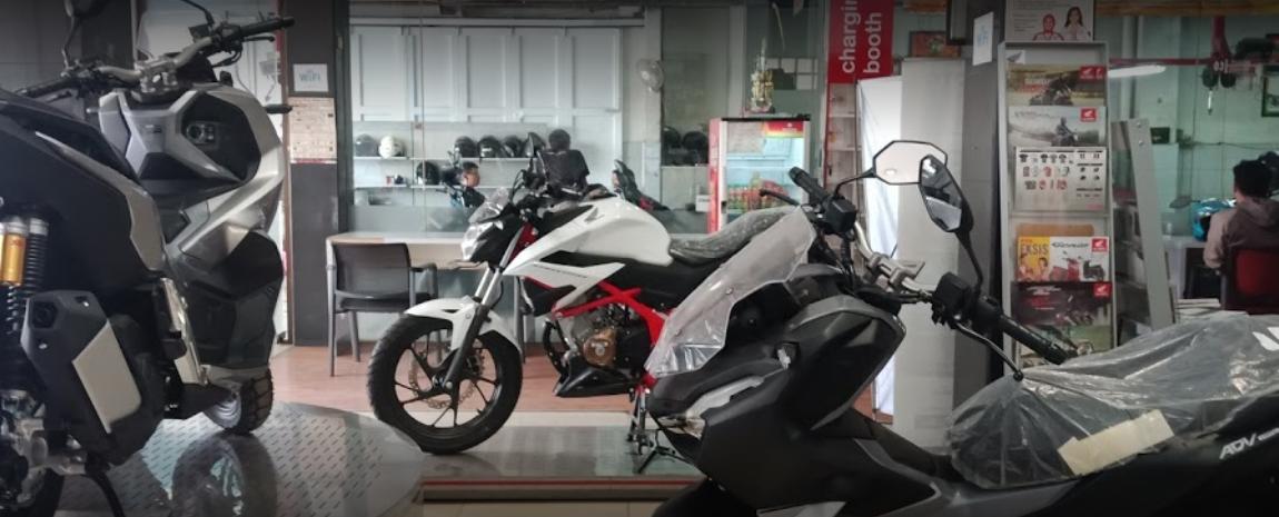 Info Dealer Honda Perdana Cimahi