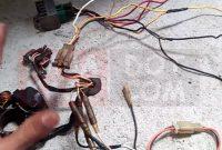 Cara Lengkap Meringkas Kabel Motor Crypton