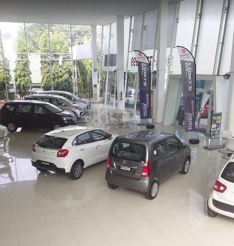 Harga Mobil Suzuki di Tangerang