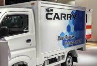 Info Harga & Paket Kredit Suzuki Carry BOX Solo