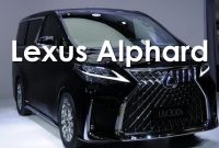 Harga Mobil Lexus Alphard | Info Ready Stock