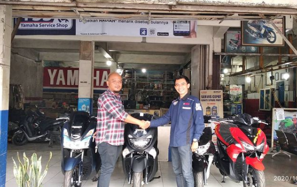 Promo Motor Yamaha Bandung