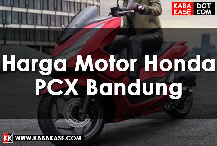 Harga Honda PCX Bandung