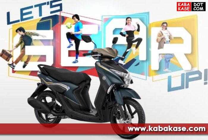 Harga Kredit Yamaha Gear 125 Bandung