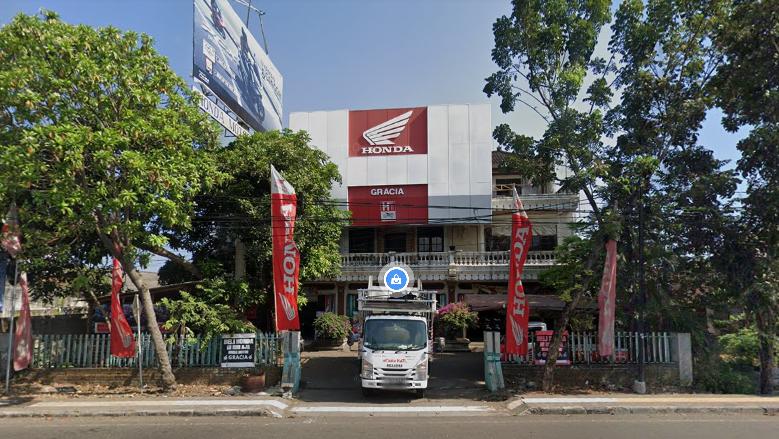 Honda Gracia Bali
