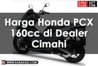 Info Harga Honda PCX 160cc di Dealer Cimahi