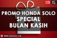 Promo Mobil Honda di Solo Special Valentine Day. . . Ahaiii Prikitiww ! !