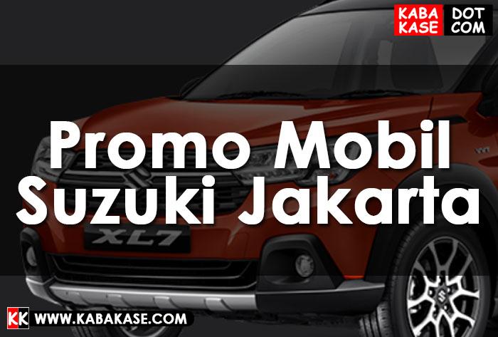 Promo Mobil Suzuki di Jakarta