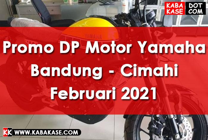Promo Yamaha Bandung Februari 2021