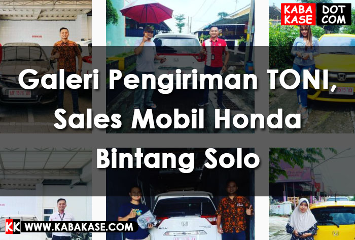 Toni Honda Bintang Solo Jateng