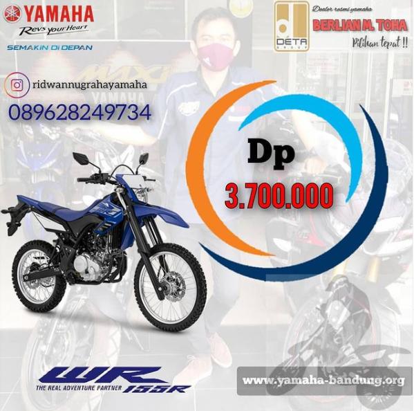 promo yamaha wr bandung februari 2021