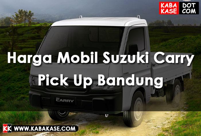 Harga Mobil Suzuki Carry Pick Up Bandung