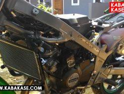Cara Menguras Radiator Motor Kawasaki Ninja