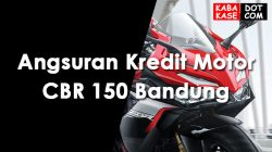 Angsuran Kredit Motor CBR 150 Bandung Terbaru