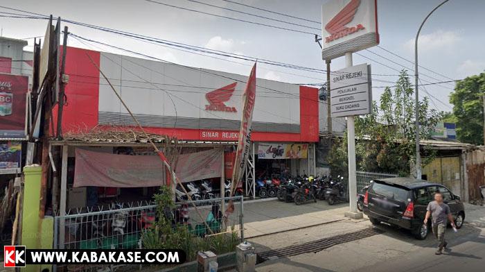Dealer Honda Motor Lembang