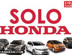 Dealer Mobil Honda Solo – Harga & Promo Honda
