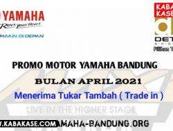 Promo Motor Yamaha Bandung Special Bulan Puasa April 2021