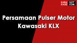 Pulser Motor Kawasaki KLX