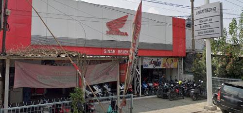 Sinar Rejeki Motor Honda Lembang