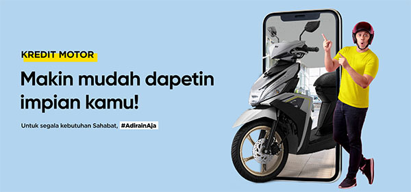 Adira Finance Motor Honda