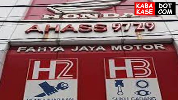Dealer Honda Fahya Jaya Motor Garut