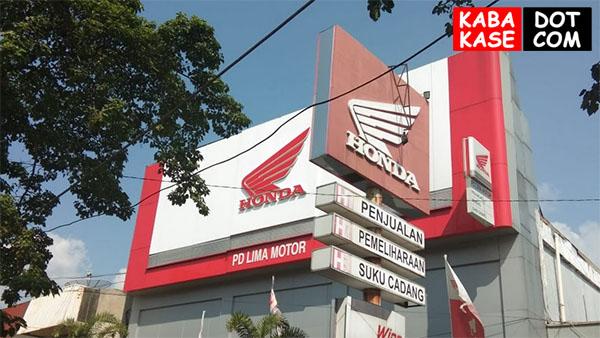 Dealer Honda PD Lima Motor Garut