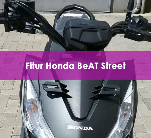 Warna Baru New Honda BeAT Street eSP Semakin Tampil Beda