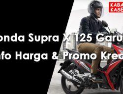 Harga dan Kredit Motor Honda Supra X 125 Garut
