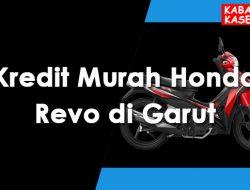 Kredit Murah Honda Revo di Garut