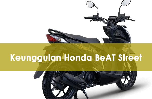 Honda Beat Street Agustus 2021 Info Harga Brosur Kredit