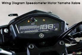 Wiring Diagram Speedometer Motor Yamaha Xabre