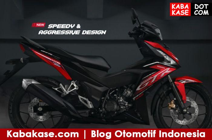 Harga dan Kredit Motor Honda Supra GTR 150 Garut