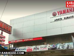 Dealer Resmi Motor Yamaha Arista Subang