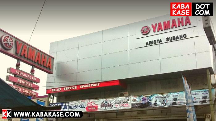 Yamaha Dealer Arista Subang